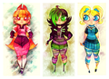 powerpuff girls_doodledump - powerpuff-girls photo