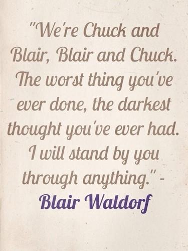 chuck quotes to blair - photo #30
