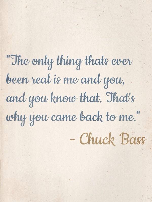 chuck quotes to blair - photo #34