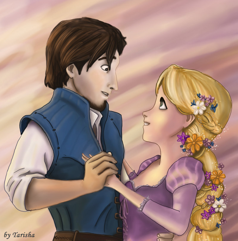 Flynn Rider And Rapunzel Fan Art rapunzel and flynn - R...