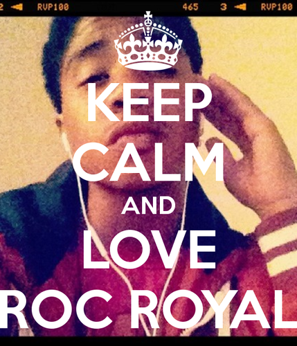Roc Royal (Mindless Behavior) wallpaper with anime entitled roc royal