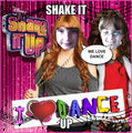 shake it up - shake-it-up fan art