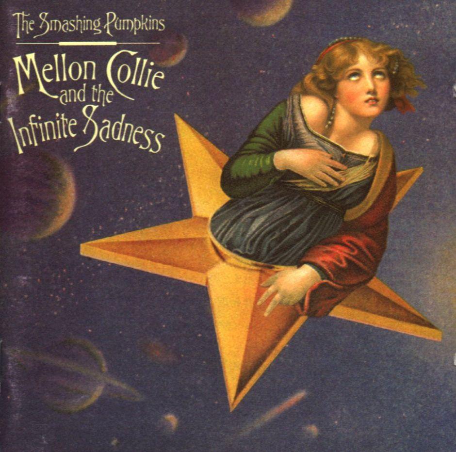 90 s music smashing pumpkins cover albumSmashing Pumpkins Album