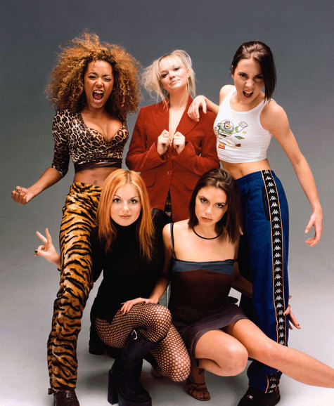 Spice Girls Poster 90s Music Photo 35812579 Fanpop