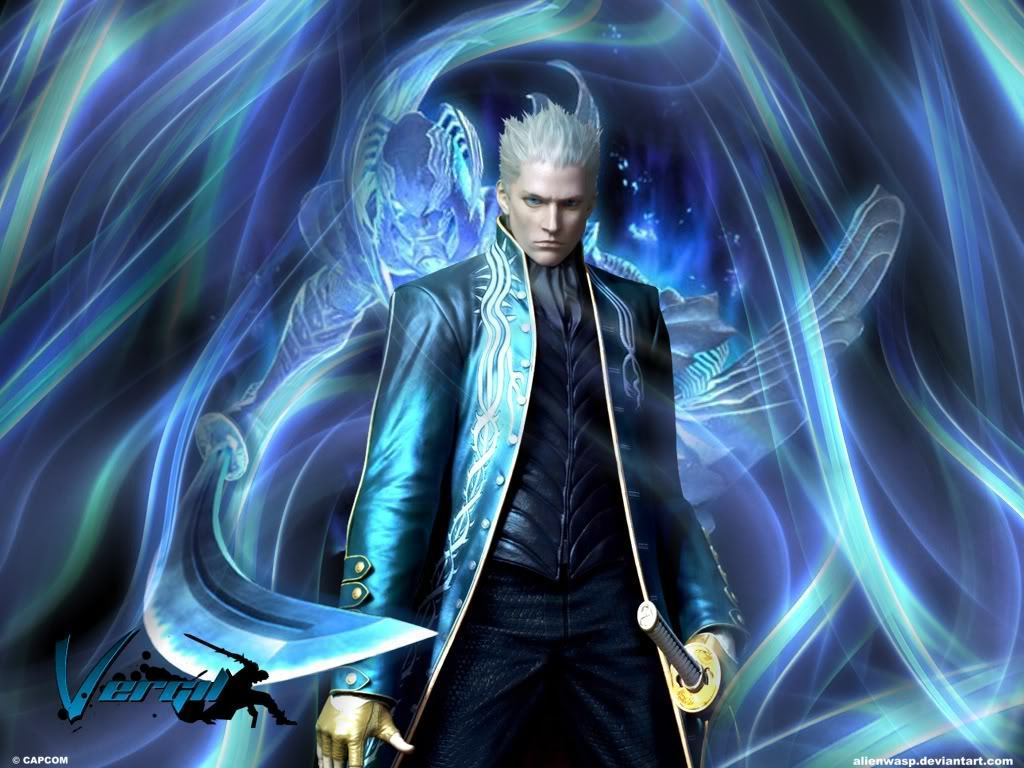 Vergil Images Vergil Wall Hd Wallpaper And Background Photos 35817987