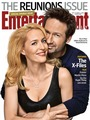 x files reunion /EW Cover - the-x-files photo