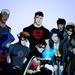 young justice - teen-titans-vs-young-justice icon