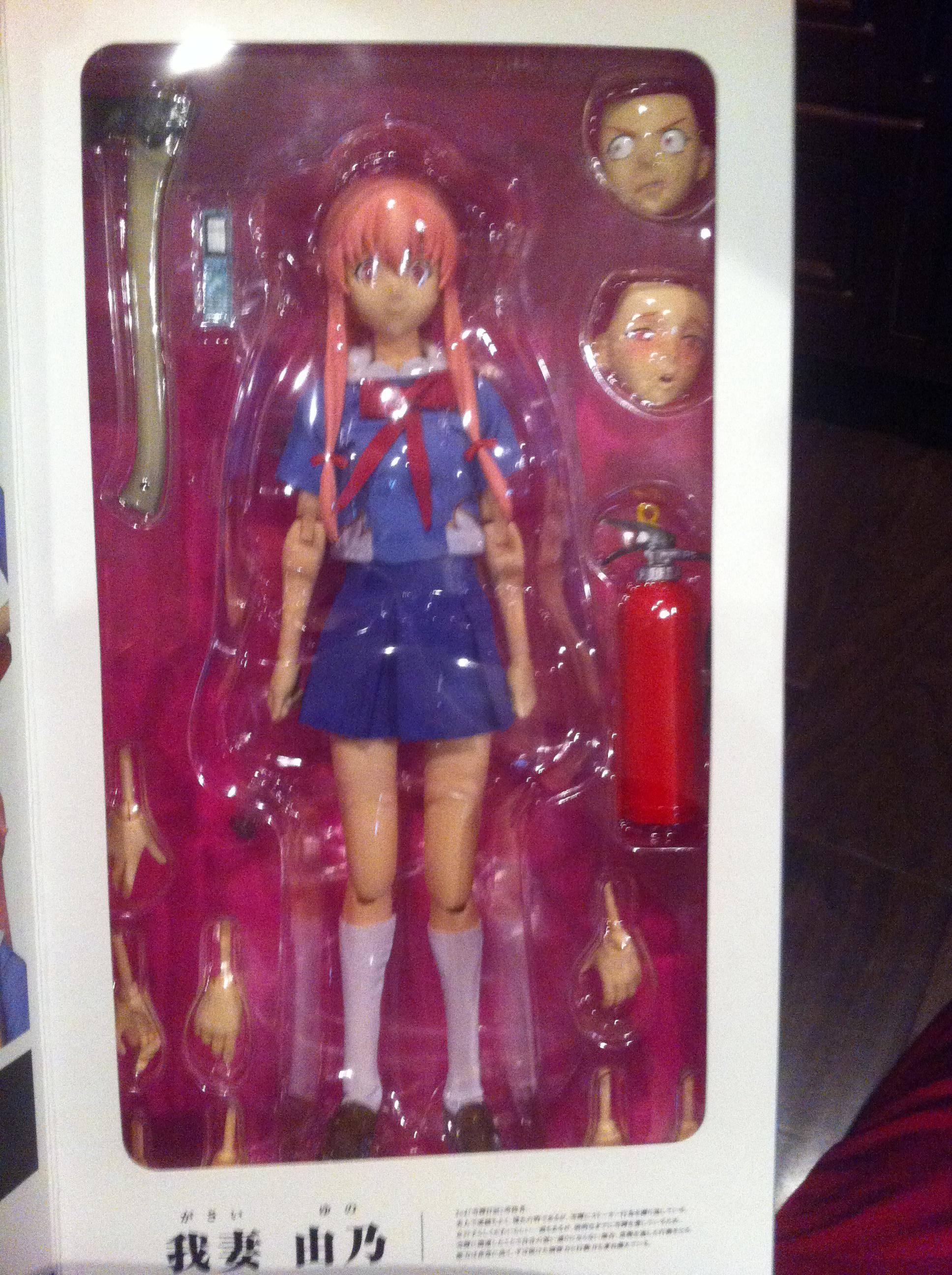 yuno figure