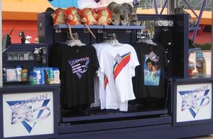 """Captain Eo"" Merchandise"
