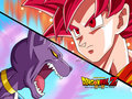 dragon-ball-z - *Goku V/s Bills* wallpaper