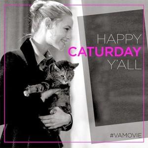 Happy Caturday, y'all!