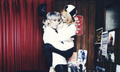 HyunA and Hyunseung - Trouble Maker - 4minute photo