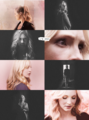 """I'm not girly little Caroline anymore. I can handle myself."" - caroline-forbes fan art"
