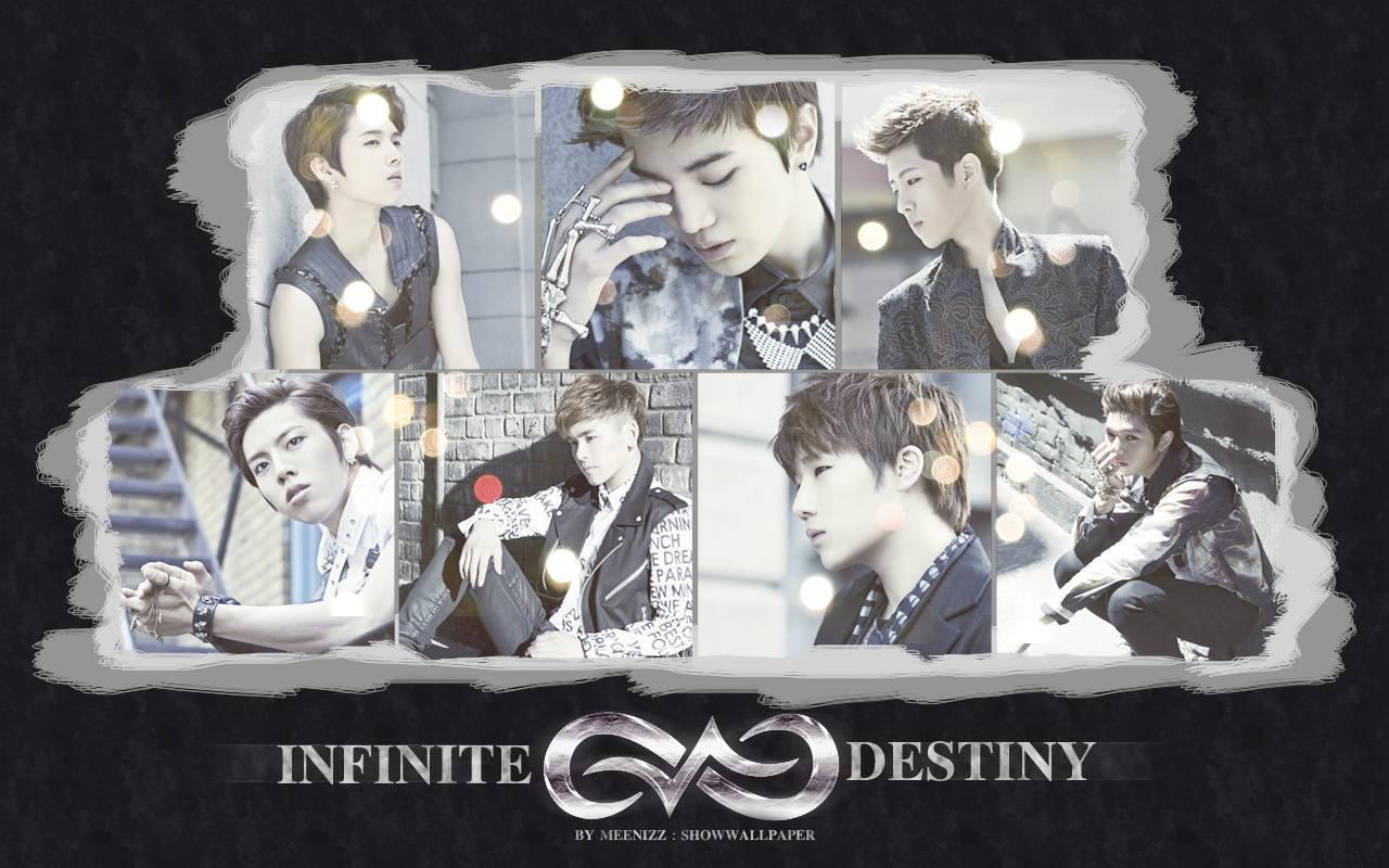 Infinite Kpop Wallpaper 35918729 Fanpop