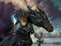 *Ichigo & Dragon* - bleach-anime photo