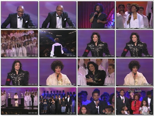 """Jackson Family Honors"" Awards Ceremony Back In 1994"