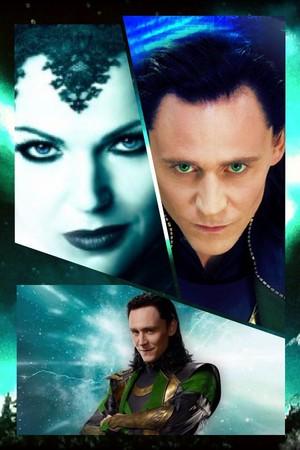 **•Loki X Regina•**
