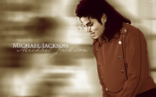 Michael Jackson Hintergrund containing a bearskin called ^Michael^