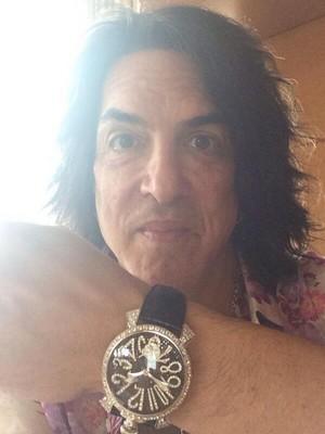★ Paul's new watch ☆