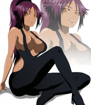 ~Sexy♥(Yoruichi)