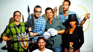 Sleepy Hollow Cast & Crew