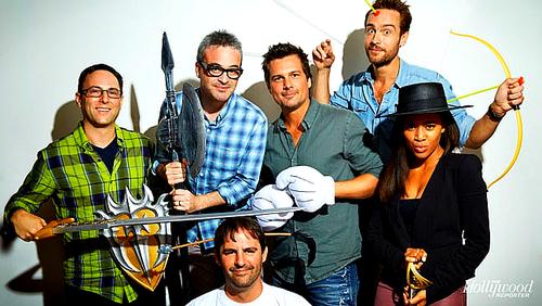 Sleepy Hollow Cast & Crew