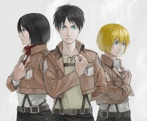 ☤SnK☤(Trio)