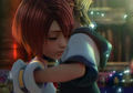 ♥ Sora & Kairi ♥ - kingdom-hearts photo