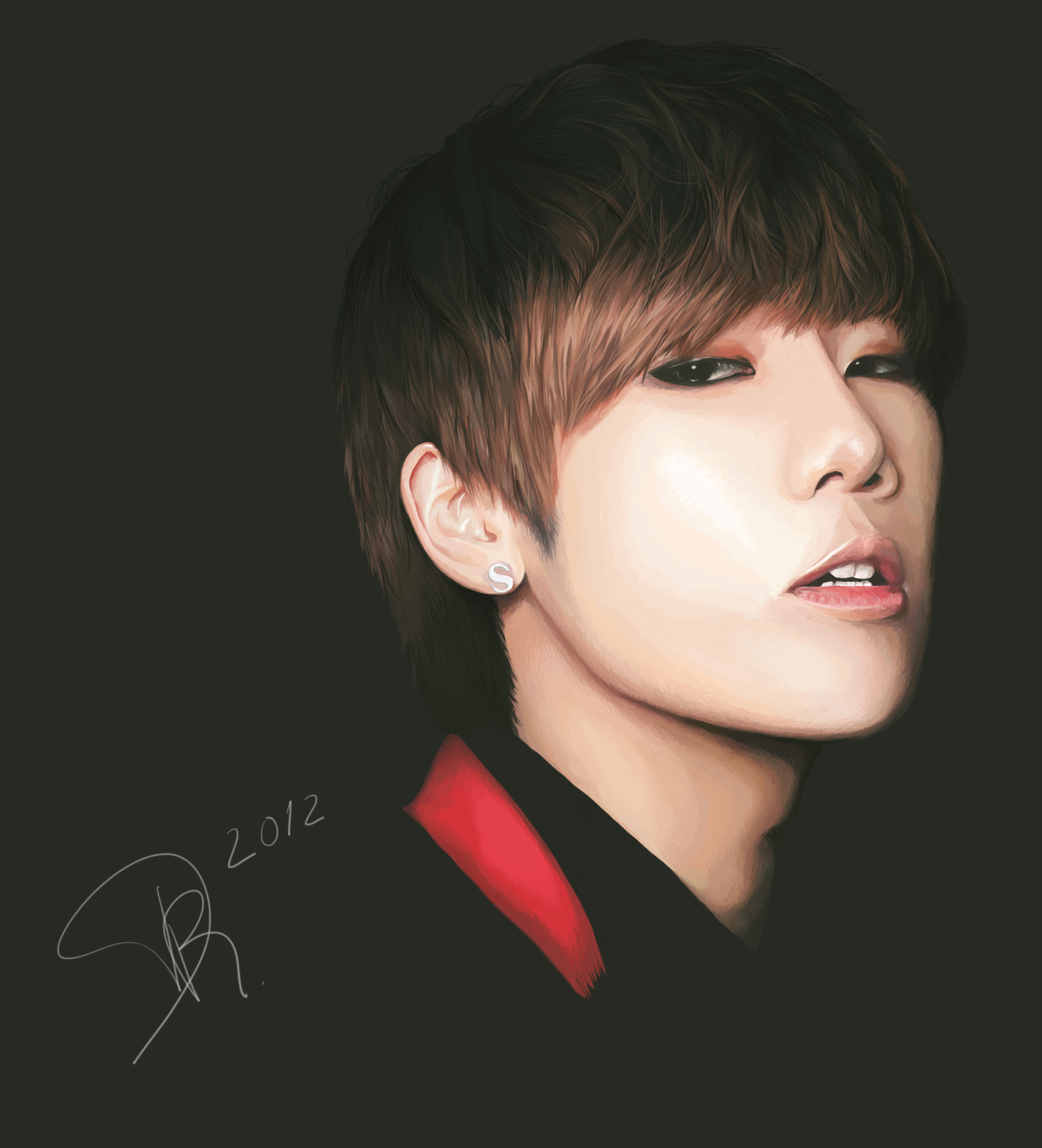 Sunggyu! ♥ - Sunggyu / Sungkyu Fan Art (35986495) - Fanpop