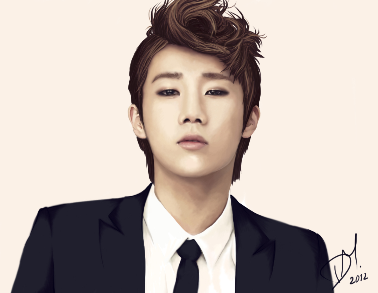Sunggyu! ♥ - Sunggyu / Sungkyu Fan Art (35986497) - Fanpop