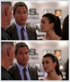 "Tony & Ziva 7x20 ""Moonlighting"" - tiva fan art"