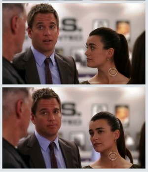 "Tony & Ziva 7x20 ""Moonlighting"""