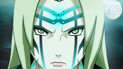Naruto Shippuuden wallpaper entitled *Tsunade*