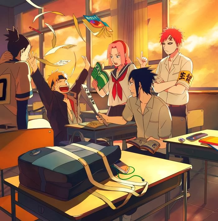 Sasusaku Modern Au: Naruto Photo (35968279)