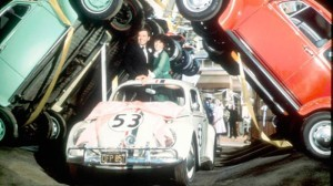 "1974 disney Film, ""Herbie Rides Again"""
