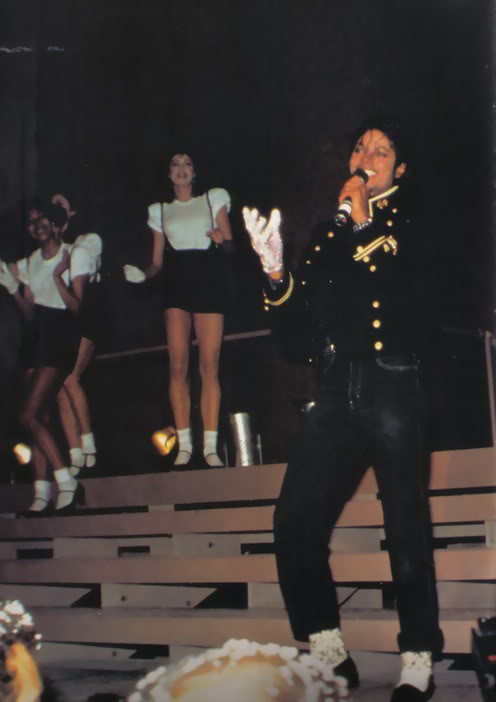 1984 Party Held In Michael's Honor