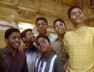"1992 Mini-Series, ""The Jacksons: The American Dream"""