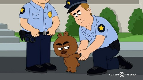 Brickleberry wallpaper with anime titled 2x10 - Scared Straight