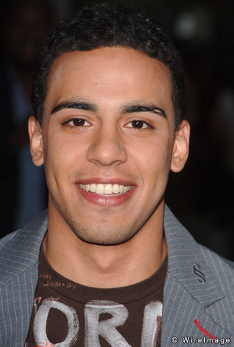 Fifty Shades of Grey wallpaper possibly with a jersey titled 50 Shades of Grey's newest cast member,Victor Rasuk(Jose Rodriguez)