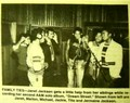 A Clipping Pertaining To The Jackson Family - michael-jackson photo