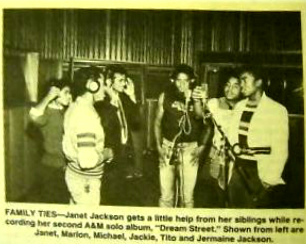 A Clipping Pertaining To The Jackson Family