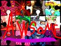 AWSOME - animal-humor fan art
