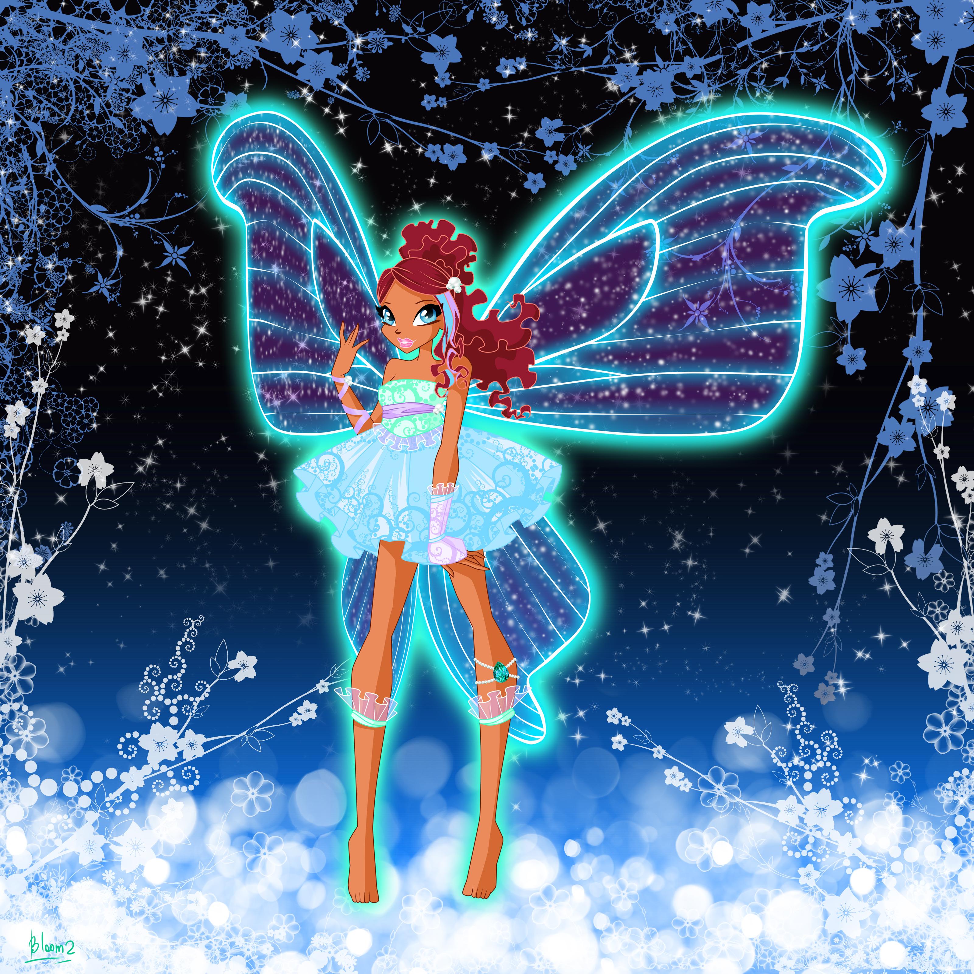 Aisha: Spiritix Transformation