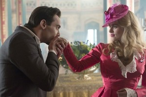 Alexander Grayson and Lucy Westenra