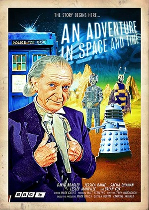 An Adventure in Space and Time Posters