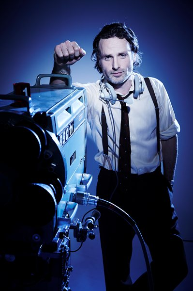 Andrew - BAFTA Photoshoot