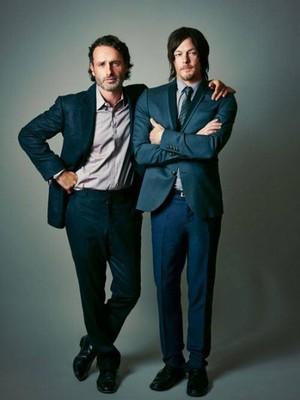 Andrew & Norman