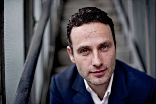 Andrew lincoln achtergrond titled Andrew♥
