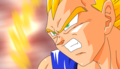 Angry Vegeta - dragon-ball-z fan art