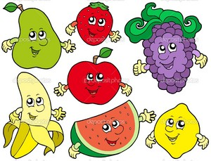 Animated Fruits